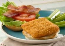 Kid friendly recipes gorton s seafood for Fish stick sandwich