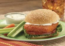 Sandwiches and wraps recipes gorton s seafood for Fish stick sandwich