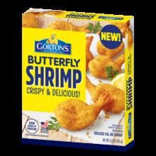 Crispy Butterfly Shrimp