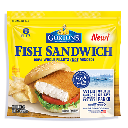 how many carbs in a filet o fish sandwich