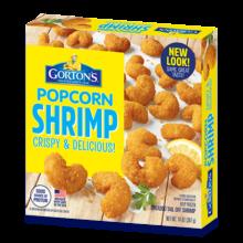 Crispy Popcorn Shrimp