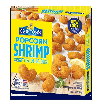 Popcorn Shrimp Gorton S Seafood