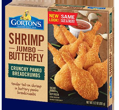 Crunchy Butterfly Shrimp
