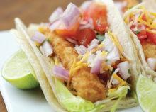 Gorton's Fish Stick Tacos Recipe