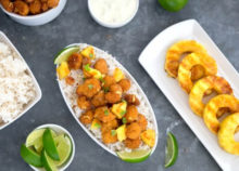 Pineapple Shrimp and Pina Colada Sauce Recipe