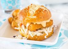 Spicy Cajun Fish Sandwich Recipe