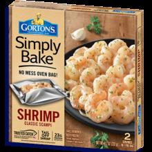 Gorton's Simply Bake Shrimp Scampi - Shrimp Bake