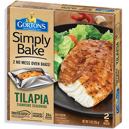 Simply Bake Signature Tilapia Seasoning