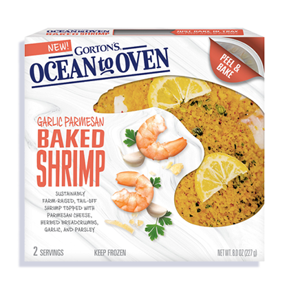 Ocean to Oven Shrimp